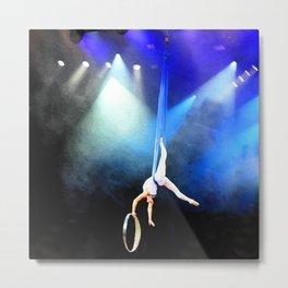 Ballerina Marianne Metal Print