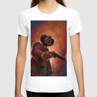 django T-shirts featuring Django by Andrea Mangiri