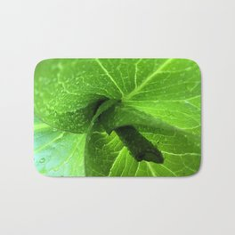 Spring Green - Skunk Cabbage Bath Mat