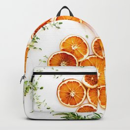 Pure Citrus (Color) Backpack