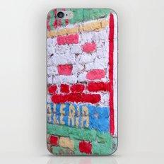 Valeria iPhone & iPod Skin