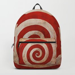 Sideshow Carnival Spiral Backpack