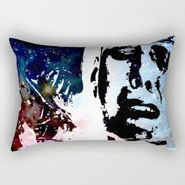 SIGOURNEY WEAVER, AN ALIEN & COSMOS Rectangular Pillow
