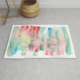 141203 Abstract Watercolor Block 23 Rug