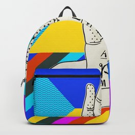 All good, mate Backpack