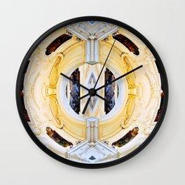 Plafond Kaléidoscope Wall Clock