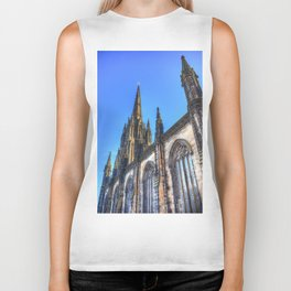 St Giles Cathedral Edinburgh Biker Tank