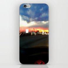 710 Lights iPhone & iPod Skin