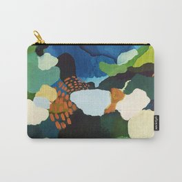 Minor Meander Carry-All Pouch