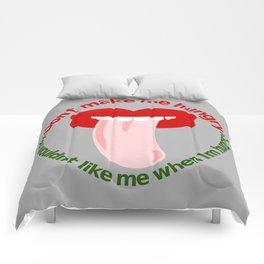 Hungry Comforters