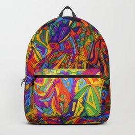 Gold Slivers Backpack