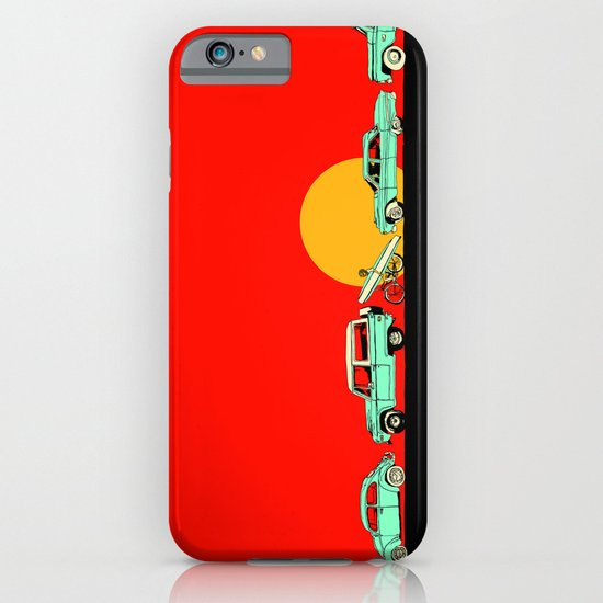 the line up iPhone & iPod Case