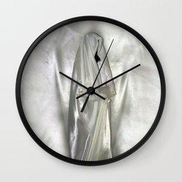 "say no to patriarchy / ""the nun"" Wall Clock"