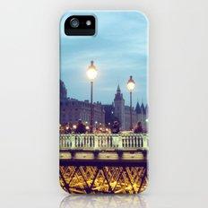 Paris at Night: Pont Neuf Slim Case iPhone (5, 5s)