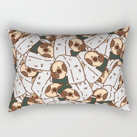 Puglie Onigiri Rectangular Pillow