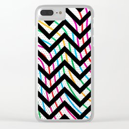 COLO(U)RS Clear iPhone Case