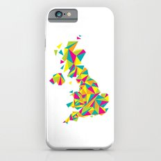 Abstract United Kingdom Bright Earth iPhone 6s Slim Case