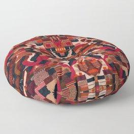 Multicolore Oriental Moroccan Design D16 Floor Pillow