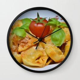 Chef signature dish Wall Clock