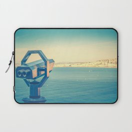 Le Lookout Over Nice Laptop Sleeve
