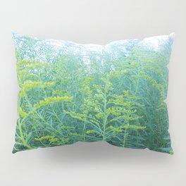 Turquoise Goldenrod Pillow Sham