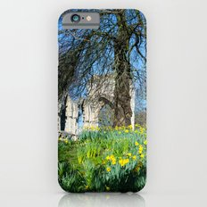 Spring in Museum Gardens iPhone 6s Slim Case