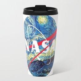 Nasa Starry night Travel Mug