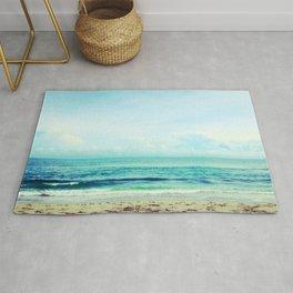 sea sheila beach Rug