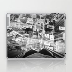 Chicago from the top Laptop & iPad Skin