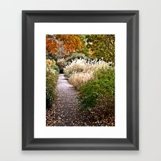 shortcut Framed Art Print