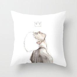 Worthy  Throw Pillow