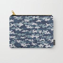 Urban Navy Camo Carry-All Pouch