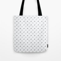 macaroons Tote Bags featuring Macaroons by annies