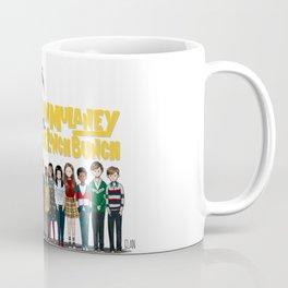 The Gashlycrumb Bunch Coffee Mug