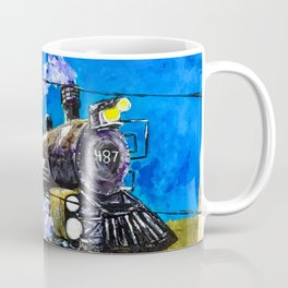 Midnight Crossing Coffee Mug
