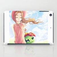 digimon iPad Cases featuring Digimon Dream Mimi by valsharea