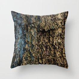 Bark 7 Throw Pillow