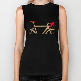 Team Wiggins Pro Cycling Bike Mens Printed Cotton biker motorcycle Biker Tank
