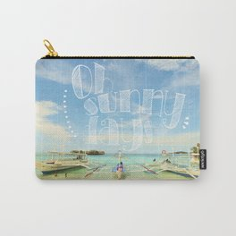 Oh Sunny Days Carry-All Pouch