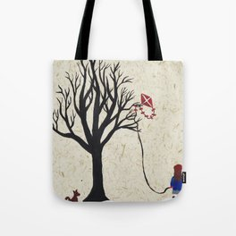 Well, now what...? Tote Bag