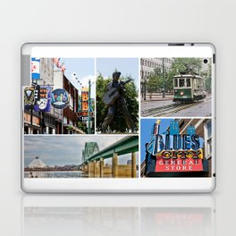 Memphis Memories Laptop & iPad Skin