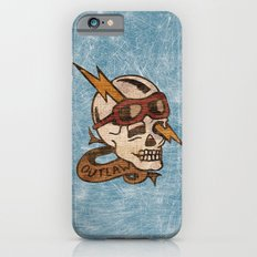 Old Timey Tattoo Design iPhone 6s Slim Case