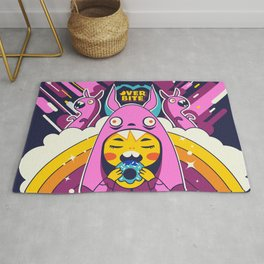 Overbite: Sour Bunny 1 Rug