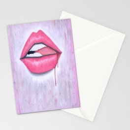 Bite it. Stationery Cards