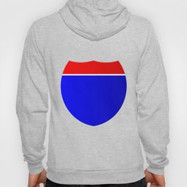 Interstate Shield Sign Hoody
