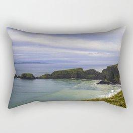 Irish Ocean Rectangular Pillow