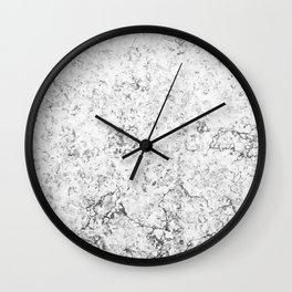 Marble I Wall Clock