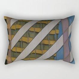 Manhattan Windows - Honey Rectangular Pillow