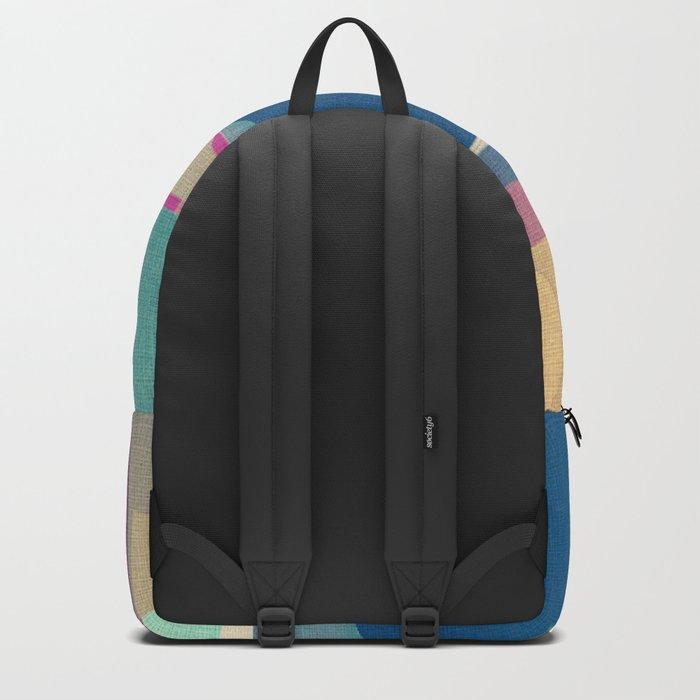 A Sad Face Backpack