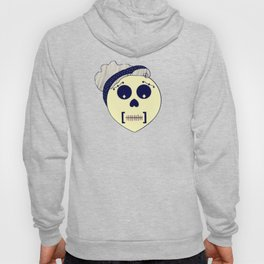 Day of the Dead Pin-up Hoody